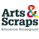Logo of Detroit nonprofit Arts & Scraps